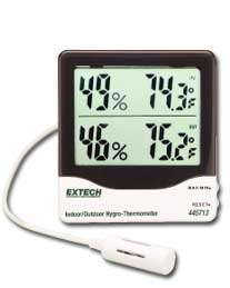 A picture of Indoor/Outdoor Hygro-Thermometer