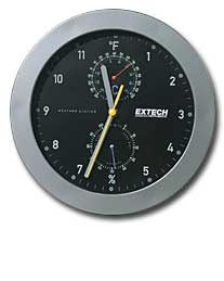 A picture of Hygro-Thermometer Wall Clocks